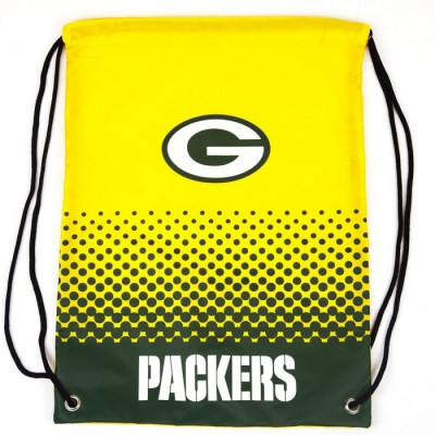 Green Bay Packers Fade Gym Bag Worek Treningowy