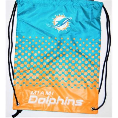 Miami Dolphins Fade Gym Bag Worek Treningowy