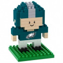 Philadelphia Eagles NFL 3D BRXLZ Puzzle Player Set