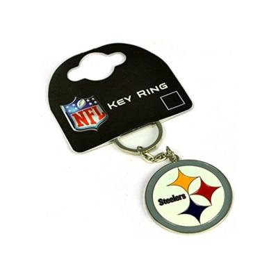 Pittsburgh Steelers Crest Key Ring Brelok do kluczy