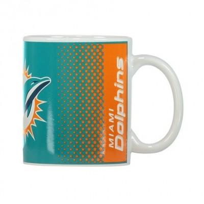 Miami Dolphins Fade Mug