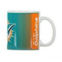 Miami Dolphins Fade Mug Kubek