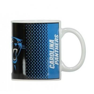 Carolina Panthers Fade Mug Kubek