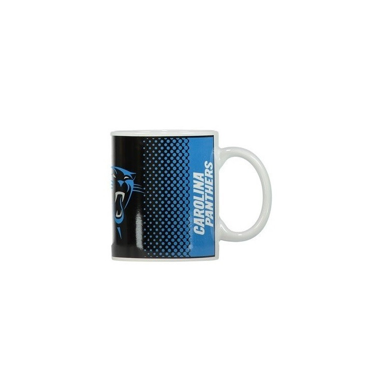 Carolina Panthers Fade Mug Kubek