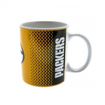 Green Bay Packers Fade Mug Kubek