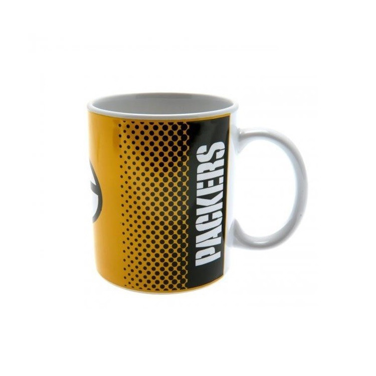 Green Bay Packers Fade Mug