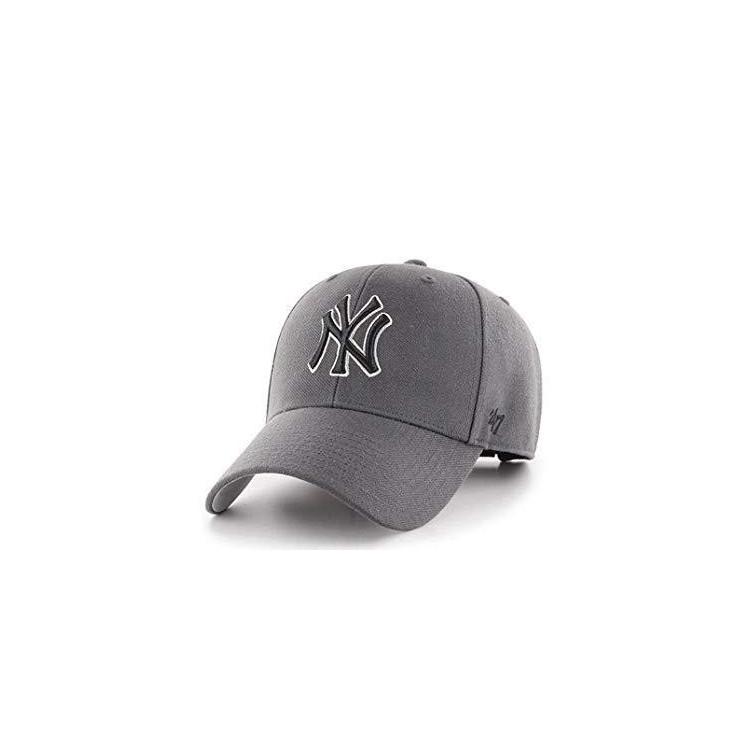 eab3417fb18 MLB New York Yankees 47 MVP Cap Ciemna popiel - Sport House Shop