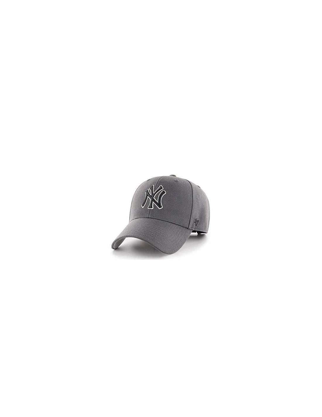 MLB New York Yankees 47 MVP Cap Ciemna popiel - Sport House Shop 5bd4a44f41c6