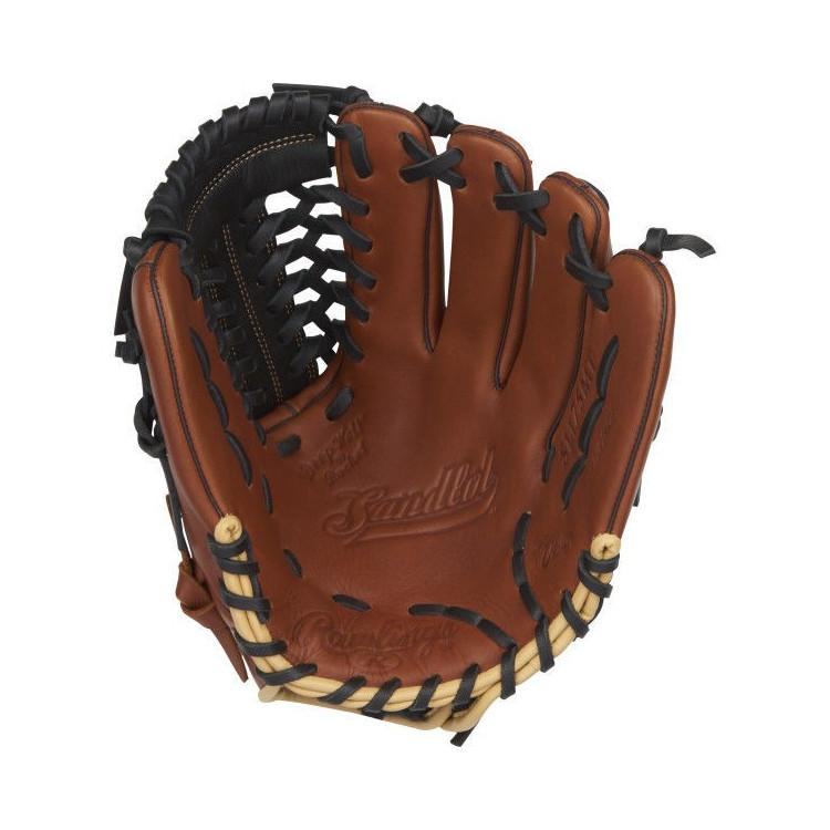 """Rawlings Sandlot 11.75"""" RHT Rękawica Baseballowa"""