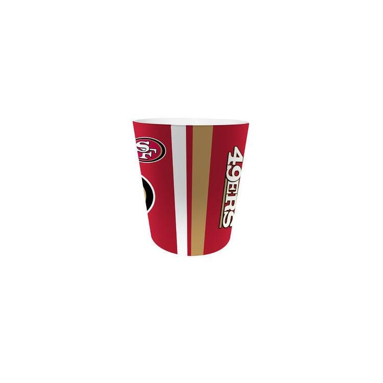 TNC Waste Basket Club 49ers Kosz