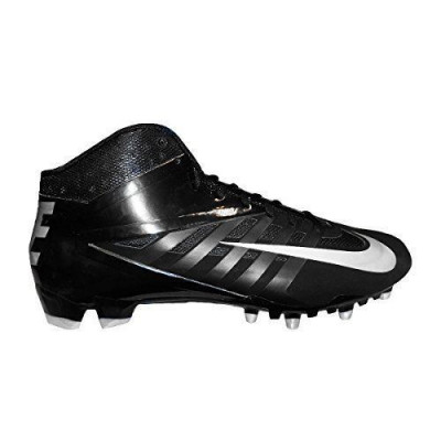 Nike Mens Vapor Pro 3/4 TD Cleats Black