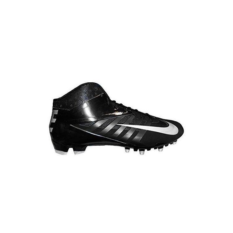 Nike Mens Vapor Pro 3/4 TD Cleats Black