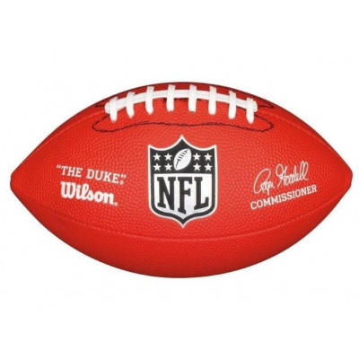 Piłka Futbolowa Wilson NFL Mini Game Ball Replica Czerwona