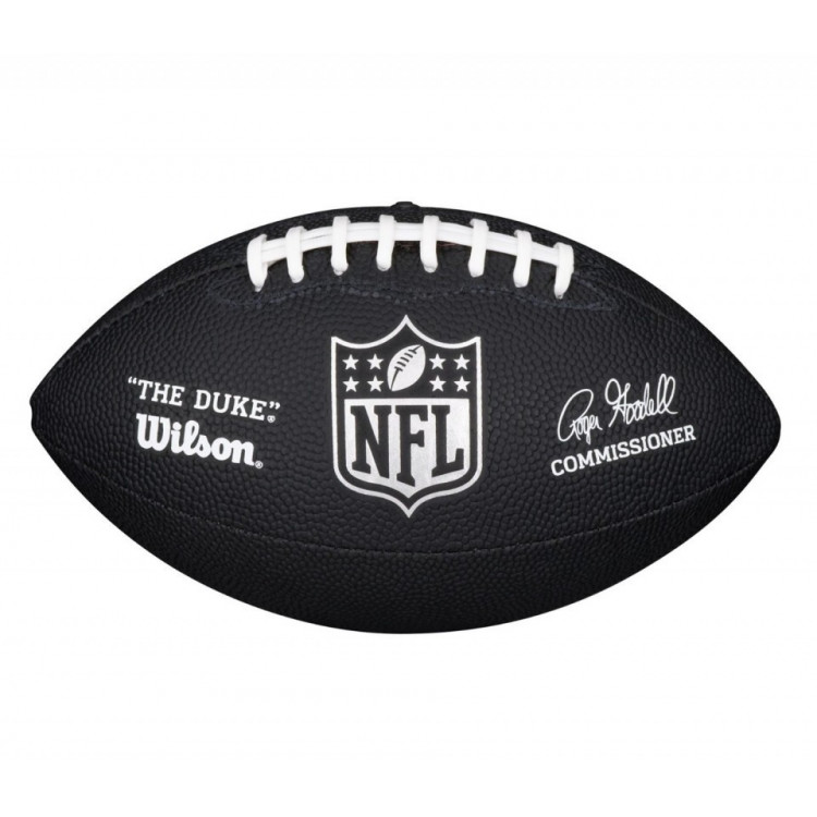 Piłka Futbolowa Wilson NFL Mini Game Ball Replica Czarna