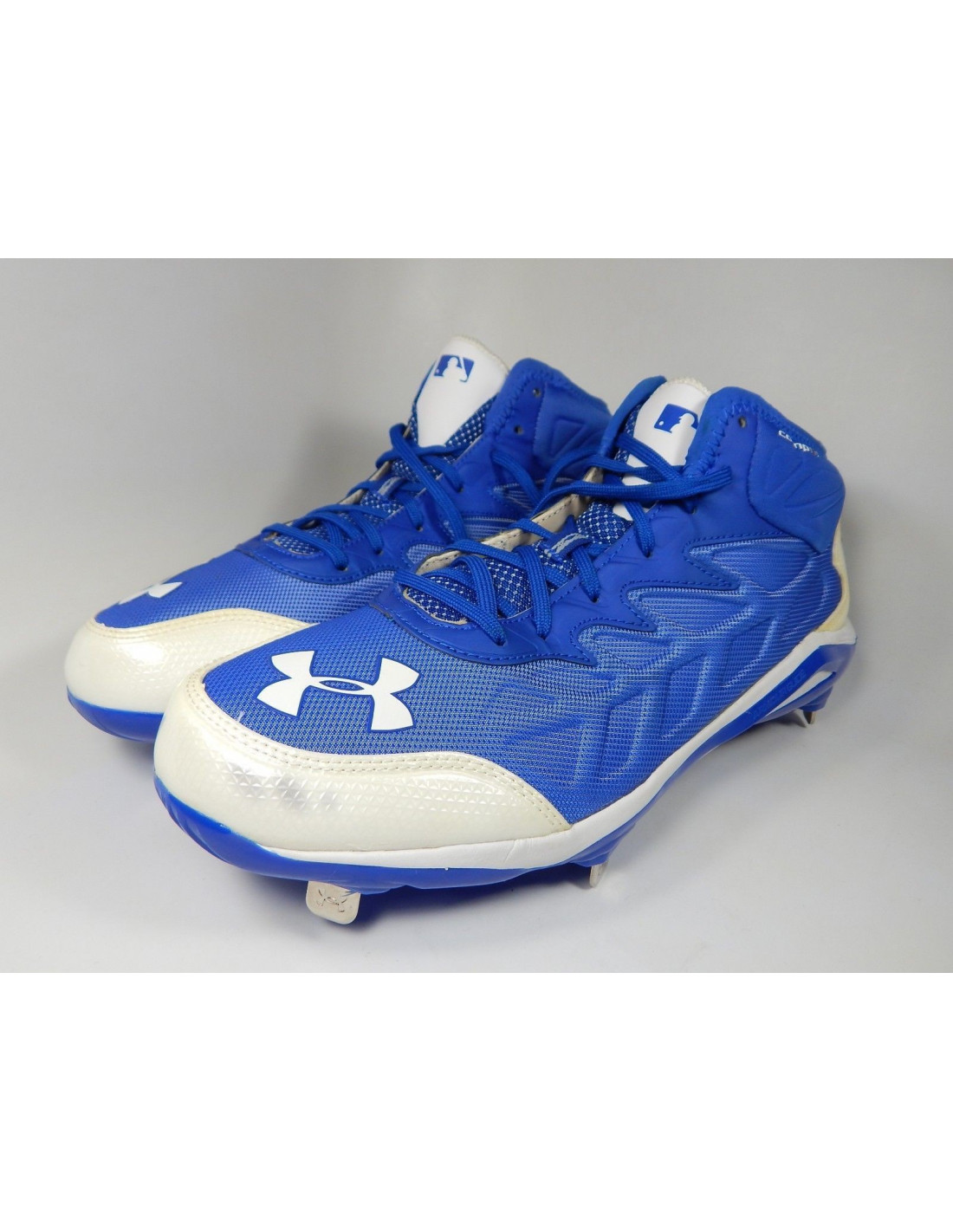 90cc1a341acc Under Armour Heater ST Mid Metal Baseball Cleats - Sport House