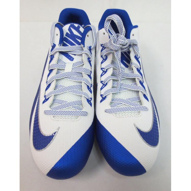 Nike Alpha Pro 2 TD PF Buty Futbolowe Biało-Niebieskie