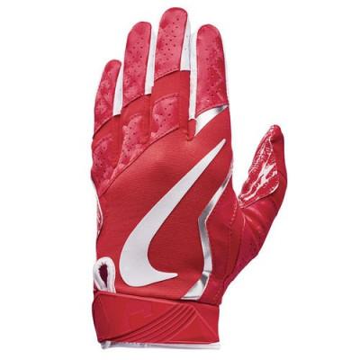 Rękawiczki NIKE Vapor Jet 4.0 ADULT RED