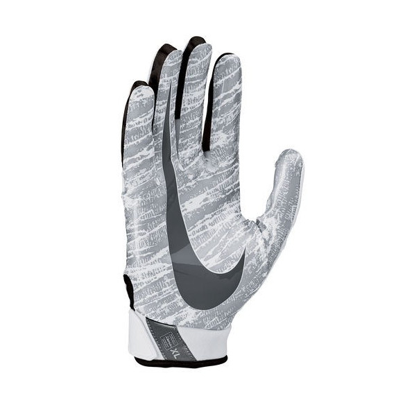 Nike Vapor Jet 4 ADULT WHITE Gloves