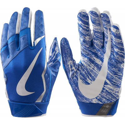 Nike Vapor Jet 4 ADULT Royal Football Gloves