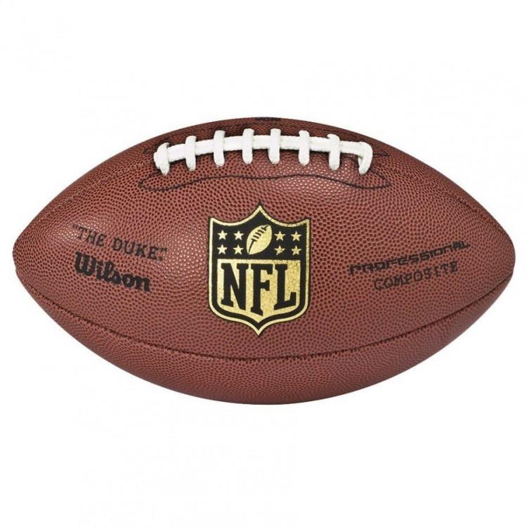 Piłka Futbolowa Wilson NFL Duke Replika