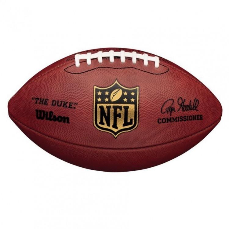 Piłka Futbolowa Wilson The Duke Game Ball