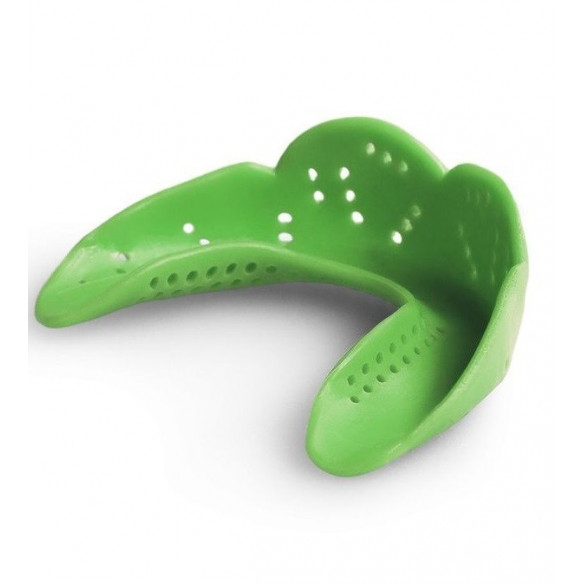 Sisu Junior Mouthguard for kids GREEN