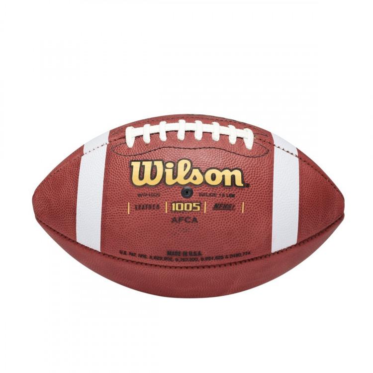 Piłka Futbolowa Wilson TDS  NCAA 1005