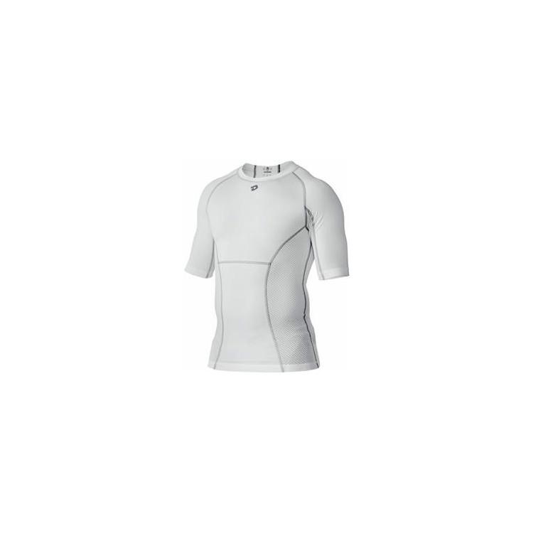 DeMarini Baseball Shirt Comotion Summer Ball - White