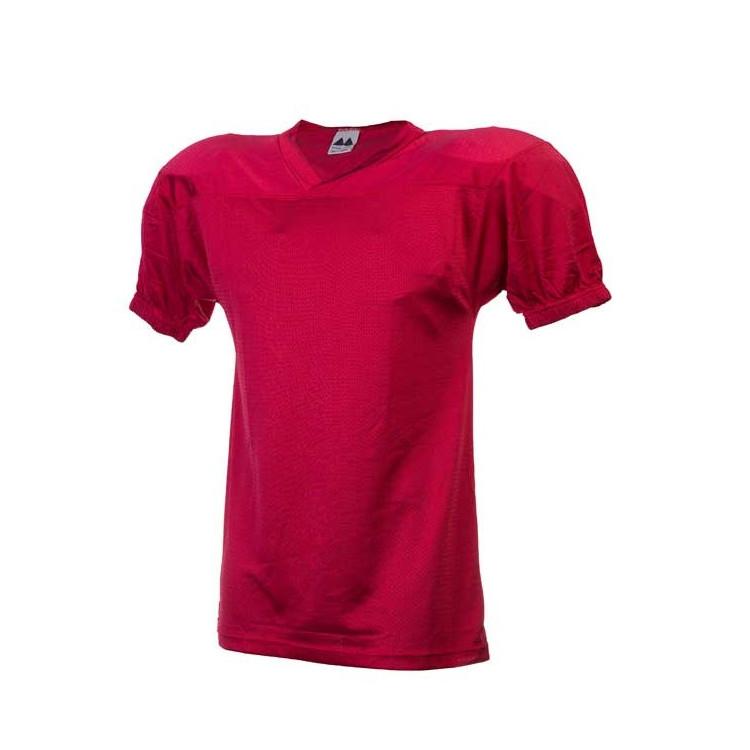 MM Jersey treningowy do futbolu amerykańskiego - Red