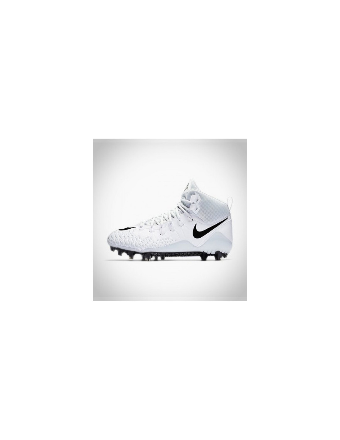 acc3bf9ddac Nike Force Savage Pro white grey Football Cleats - Sport House Shop