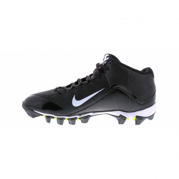 Nike Alpha Shark 2 Black - Football Cleats