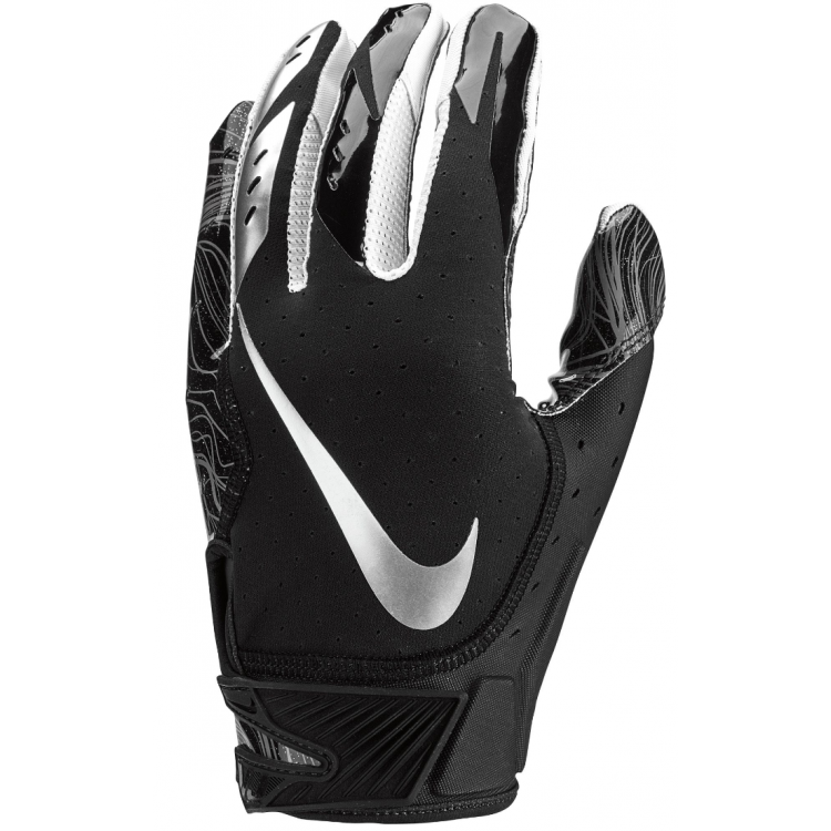 Nike Vapor Jet 5 Football Gloves Black