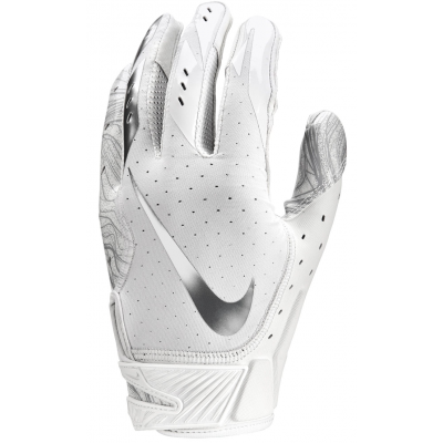 Nike Vapor Jet 5 - White Rękawiczki Futbolowe