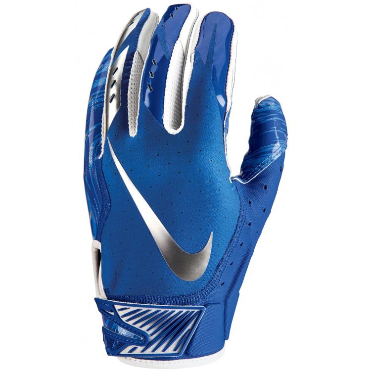 Nike Vapor Jet 5 Blue - Rękawiczki Futbolowe
