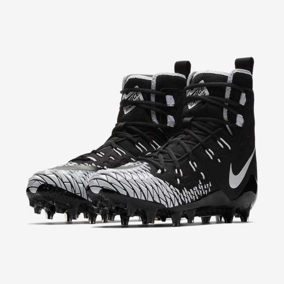 Nike Force Savage Elite TD Men's Buty Futbolowe BLK