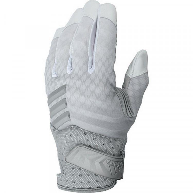 Adidas NastyQuick Grey - Rękawiczki