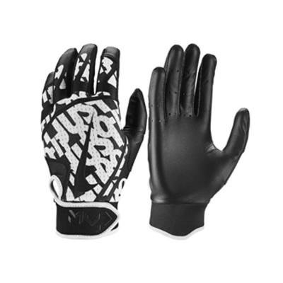 Nike HyperDiamond Edge Rękawiczki do pałkowania - BLK
