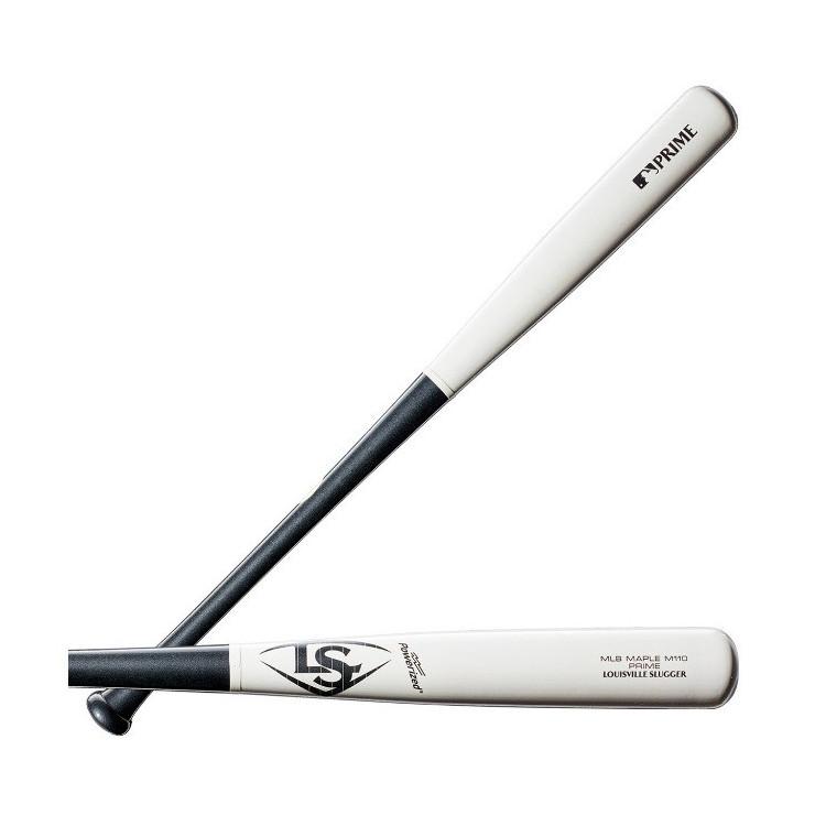 Louisville WTLWPM110A MLB Prime MPL M110 White Stripe Kij Baseballowy