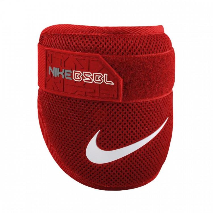 Nike Ochraniacz na łokieć - Czerwony