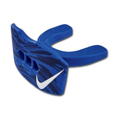 Nike GAME-READY Szczęka z ochraniaczem na usta - Niebieska