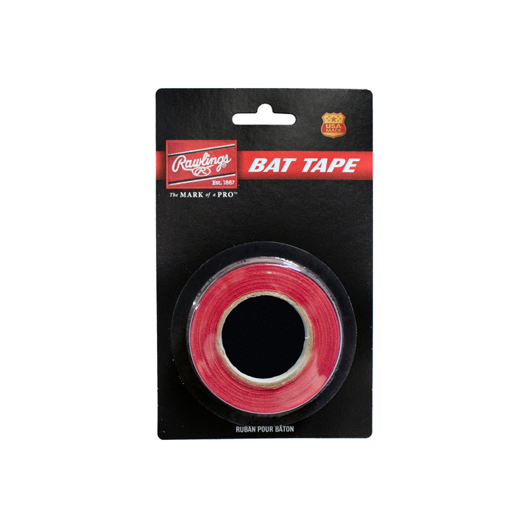 Rawlings Bat Tape - Red