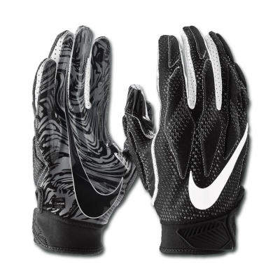 Nike Superbad 4.5 Czarne - Rękawiczki Futbolowe