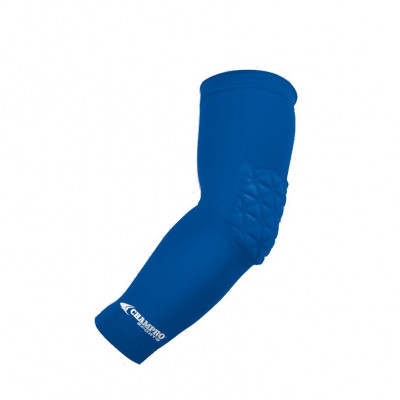 Champro Sports Arm Sleeve Niebieski Rękaw na łokieć