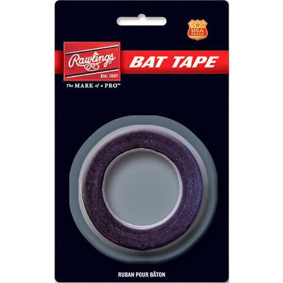Rawlings Bat Tape Baseball - Black