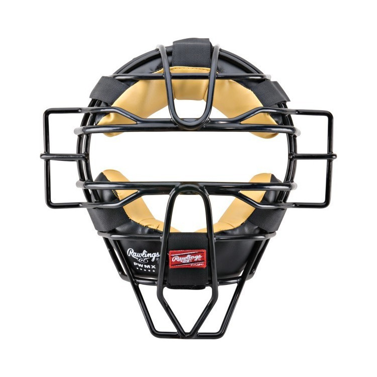 Rawlings PWMX Wire Umpire Mask