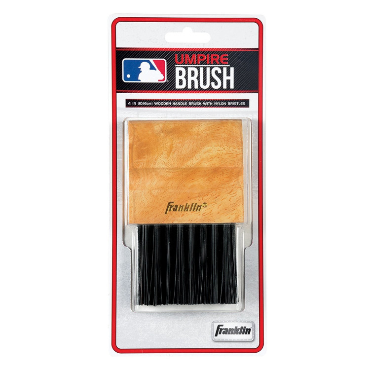 Franklin MLB Umpire Brush Szczotka Baseball - 1 - Franklin-brush