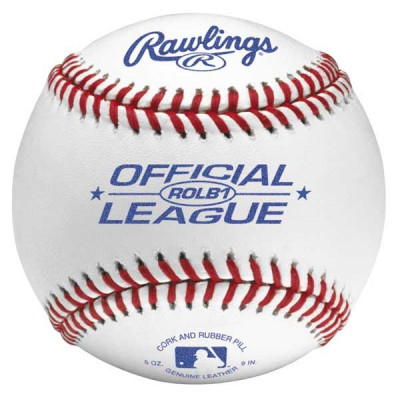 Rawlings ROLB1 leather B.Ball