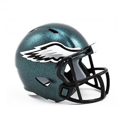 Riddell Speed Pocket Pro Club Philadelphia Eagles Mini Kask