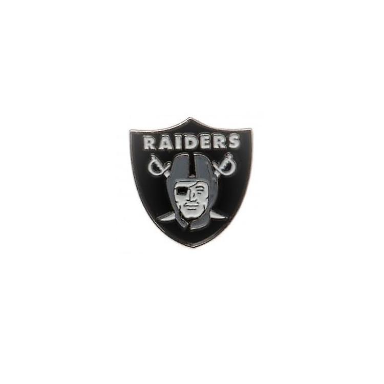 Oakland Raiders Pin Badge - Przypinka