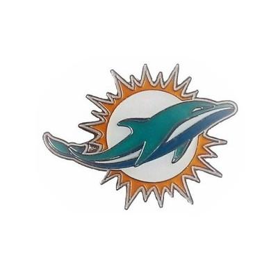 Miami Dolphins Pin Badge - Przypinka